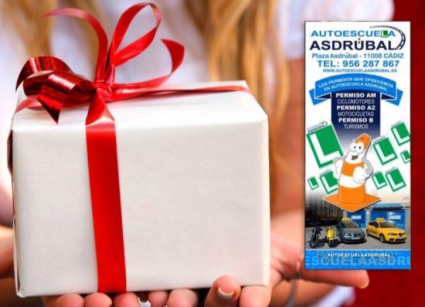 Si quieres sorprender regala Asdrubal